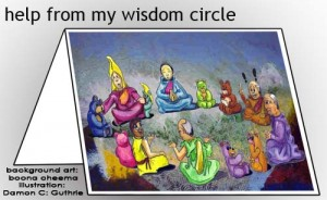 help from my wisdom circle